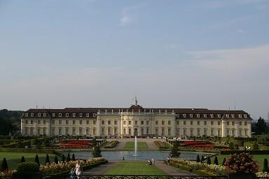 ルートヴィヒスブルク宮殿 - ド...